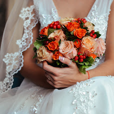 Wedding photographer Evgeniya Borisova (borisova). Photo of 07.12.2017