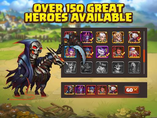 Heroes Charge screenshot 9