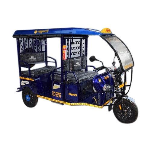 Bahubali rickshaw