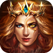 Unduh Clash of Queens Gratis