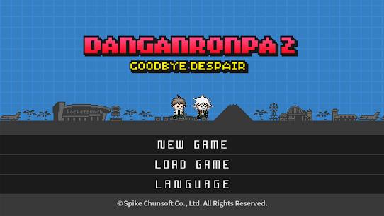 Danganronpa 2: Goodbye Despair Anniversary Edition Paid Apk 1