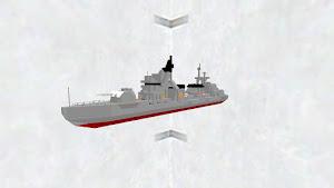 特型 Ⅱ 駆逐艦 綾波