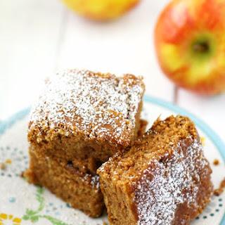 Gluten Free Apple Spice Cake.