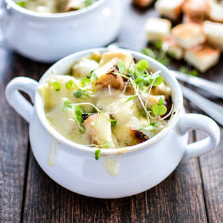 Brown Ale French Onion Soup
