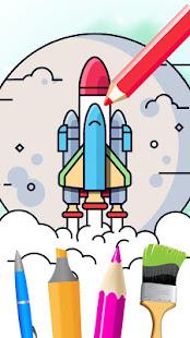 Buku Mewarnai Super Robot Sci Fi Apl Di Google Play