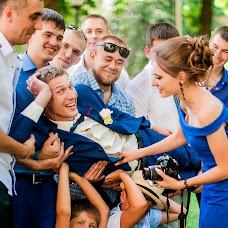 Wedding photographer Kristina Gluschenko (KristinaKort). Photo of 06.08.2017