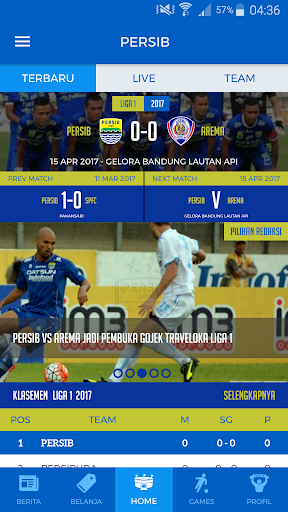 Persib for PC