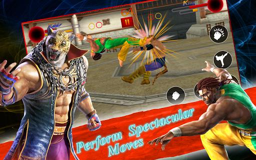 Modern Fighting Games Street Fighter 1.0 screenshots 3
