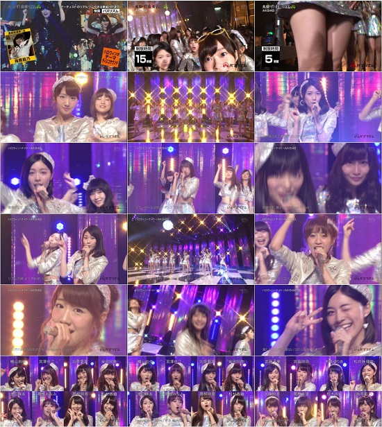 (TV-Music)(1080i) AKB48 Part – バズリズム 150828