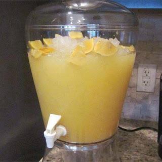 Pineapple Lemonade.