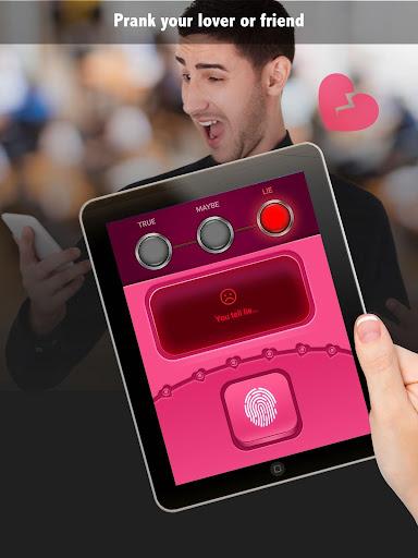 Download Finger Love Calculator Test Prank MOD APK 8