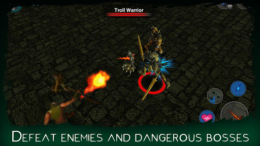 The Dark Book: RPG Offline 2.4.61 screenshots 5