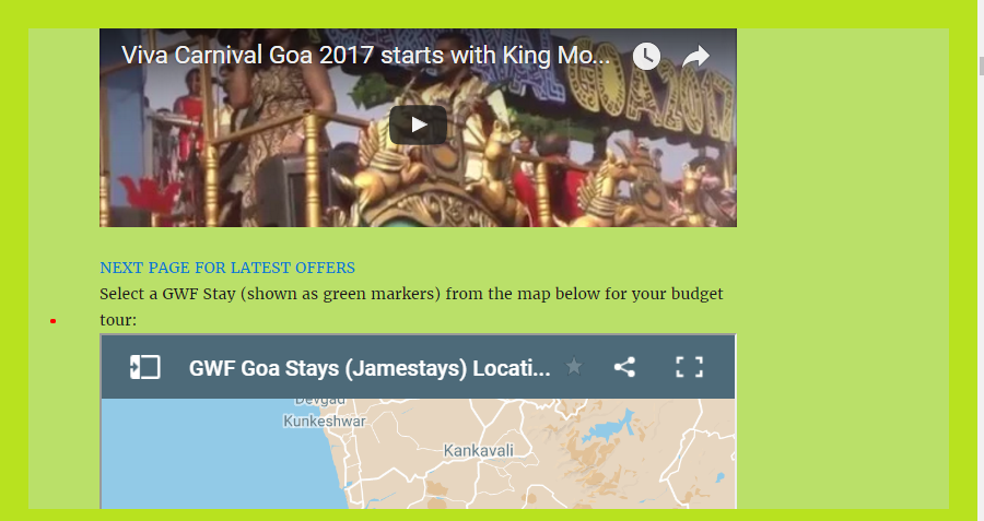 Goa with Friends- screenshot