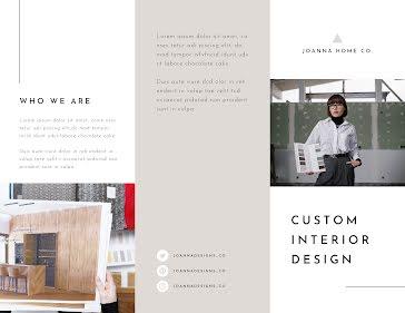 Joanna Home Design - Video template