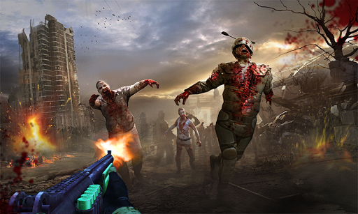 ゾンビスナイパー-survival戦争
