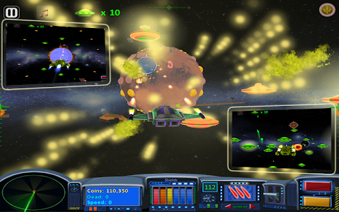 AsterDroids- screenshot thumbnail