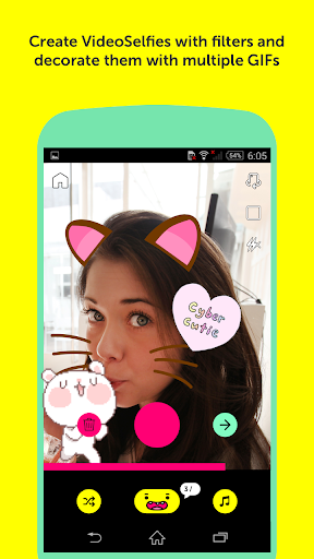 VideoSelfie for Messenger