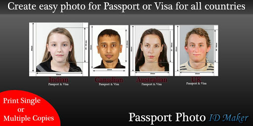 Passport - Visa Photo Maker