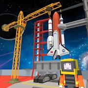 الفضاء بناء المدينة: بناء البناء لعبة