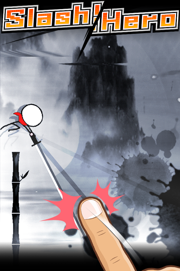 STICK NINJA [Slash! Hero]- screenshot
