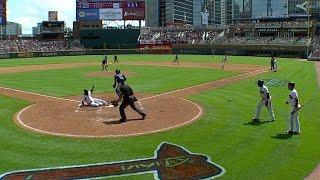 In Bart we trust: Braves' Colon fires gem vs. Padres