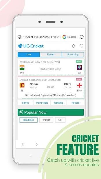 Screenshot - UC Browser- Free Fast Video Downloader, News App