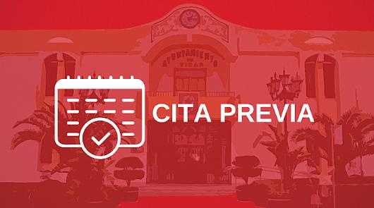 Vícar lanza una App para gestionar citas previas municipales