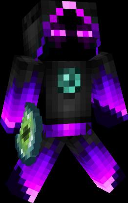 Green Mage Ender mage | Nova Skin