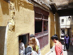 Photo: A tiny preschool in the medina