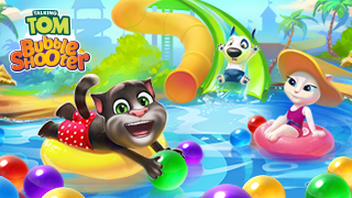 Talking Tom Bubble Shooter Apk Download Free for PC, smart TV