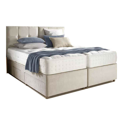 Relyon Reims Divan Bed