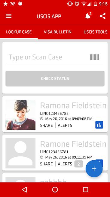 #3. USCIS Case Status (Android)