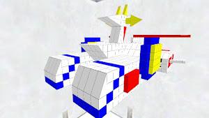 地球連邦宇宙軍ティアンム艦隊第13独立部隊旗艦