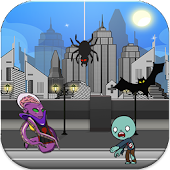 Alien Invasion: City Battle