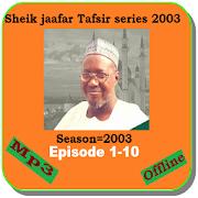 Sheik Ja'afar complete Tafsir Series 2003 A.