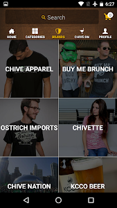 The Chivery: Chive Gear & More screenshot 2