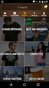 The Chivery: Chive Gear & More- screenshot thumbnail