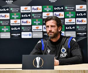 """Malgré plusieurs absences, le Club de Bruges est prêt à aller au combat : """"Défendre ? Nous attaquerons comme le fait toujours le Club"""""""