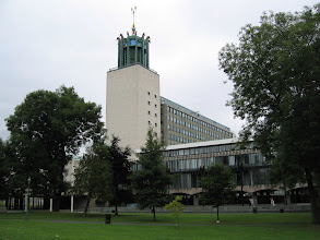 Photo: The Civic Centre