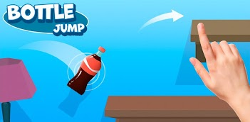 Jugar a Bottle Jump 3D gratis en la PC, así es como funciona!
