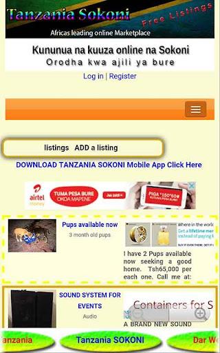 TANZANIA NEWS ONLINE 8.0 screenshots 5