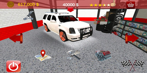 Extreme Bridge Racing. Real driving on Speed cars. android2mod screenshots 13