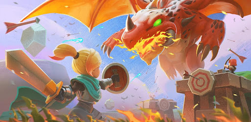Tower Defense Strategy Games meets Hero Card Collecting in an epic TD game!