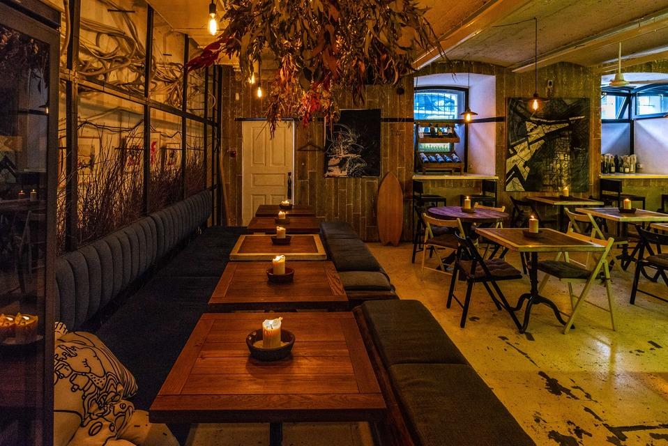 Ресторан Galki