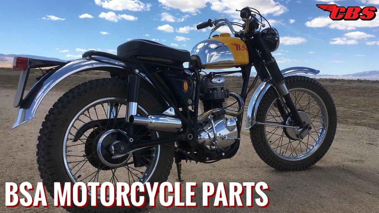 Motor cycle parts