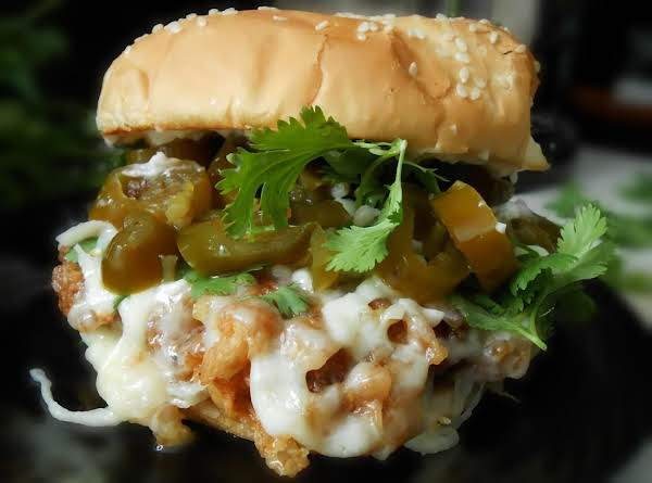 Chicken Fried Cube Steak Sammie Recipe