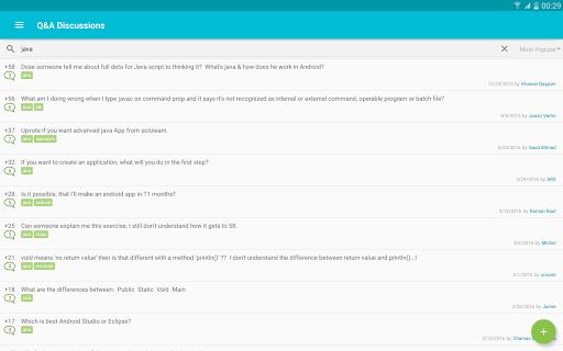 Learn Java 3.8.1 Screenshots 11