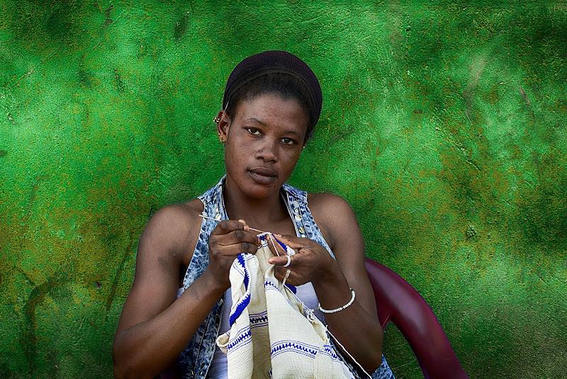 Artigianato locale africano di Sergio Pandolfini