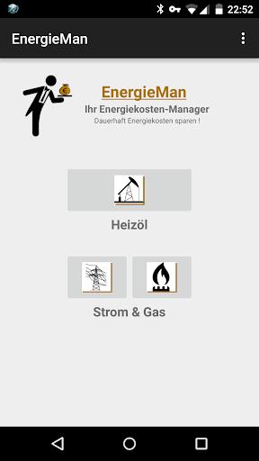 Strom Gas Heizöl Vergleich