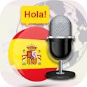 Learn Spanish free - Speak Spanish with translator icon